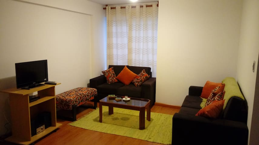 Flat 2 Bedrooms, Fourth floor,nice in Sta.Catalina