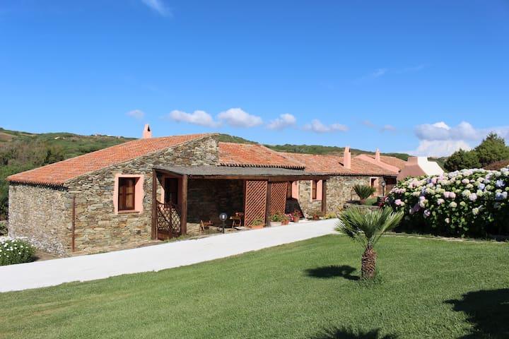 La Chintana, villa con piscina - Sassari - 타운하우스