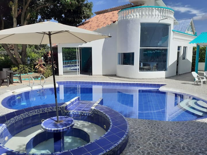 Espectacular CasaFinca privada - piscina y jacuzzi