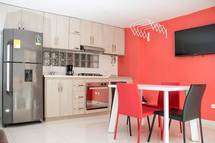 Apartamento de una habitación en Pinares