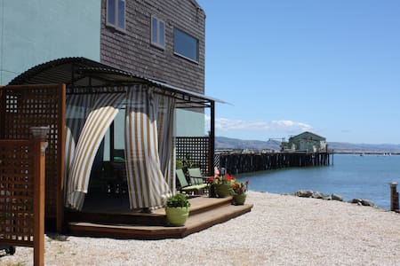 TROPICAL MAVERICKS BEACHFRONT LOFT! - Half Moon Bay - Loft