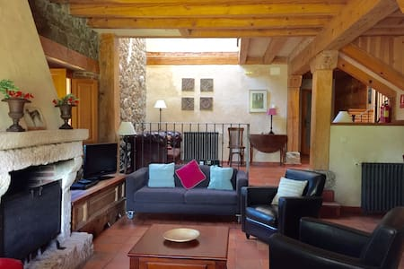 Dream house 6 pers. 17km Segovia.   - Sotosalbos