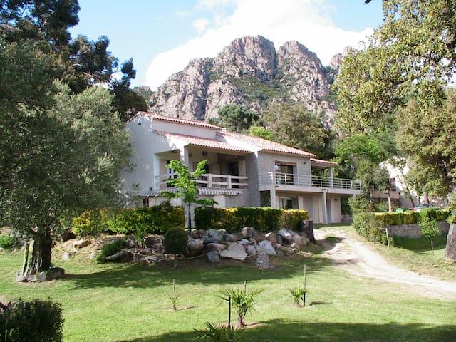 rez de jardin - Conca - Wohnung