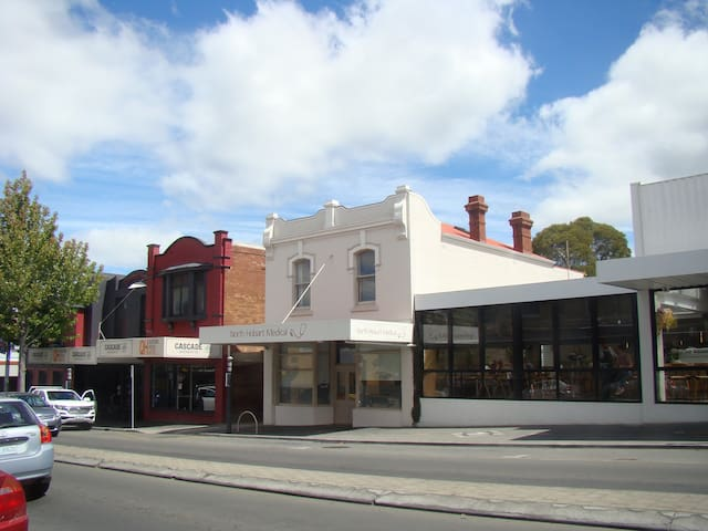 Upstairs at 408 - On the North Hobart Strip