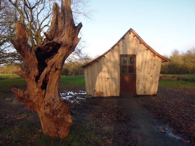 la cabane enchantée - Plesse - Lainnya