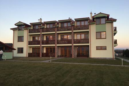 Mountain view apartment-golf course - Veľká Lomnica - อพาร์ทเมนท์