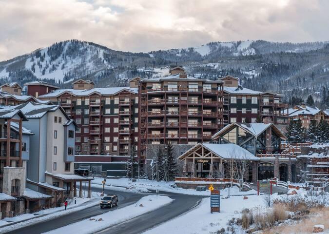 Park City   Ski-in/ Ski-out January 5-12, 2020