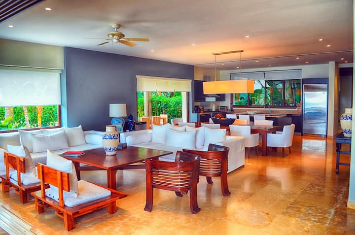 Stunning condo in Punta Mita,private pool, views!