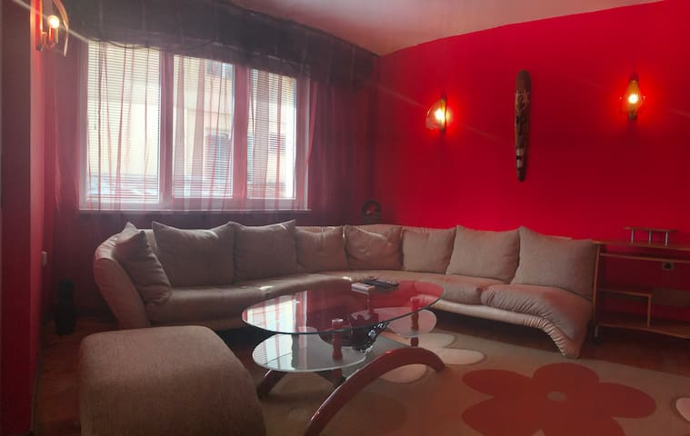 Stylish Sofia Airport Flat with FREE parking