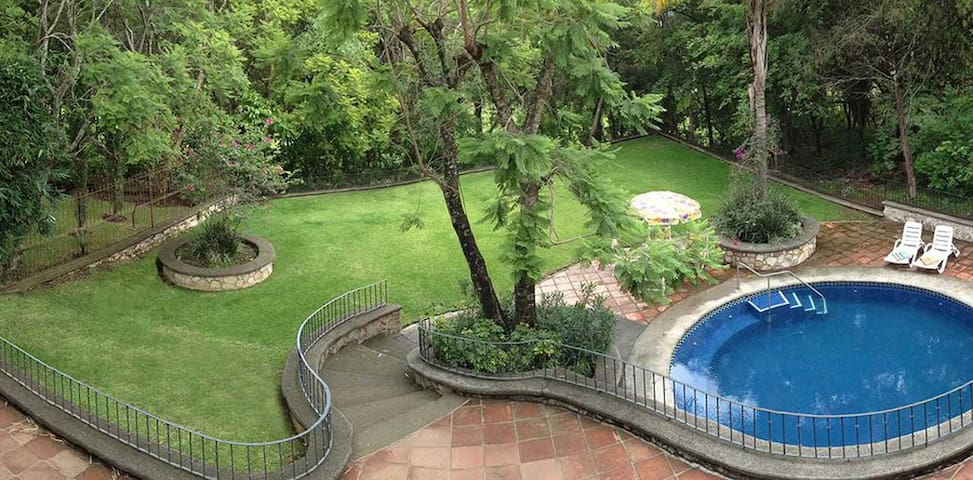 Villa Ixtapan de la Sal - Ixtapan de la Sal - Casa