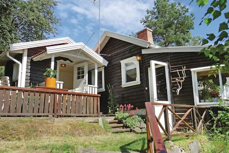 Holiday cottage with 2 bedrooms on 50m² in Huskvarna