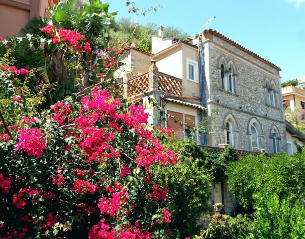 Villa Cappuccini 4 kitchen/private balcony