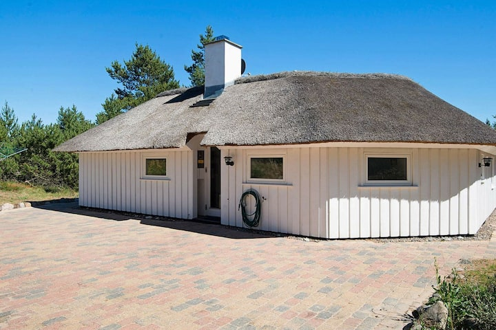 Lovely Holiday Home in  Fjerritslev with Swimming Pool