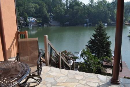 Casa Emma- Lake Lure Luxury Villa - Lake Lure - วิลล่า