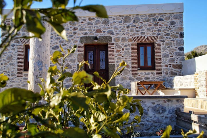 Sevi's Traditional House - Kalimnos - Rumah