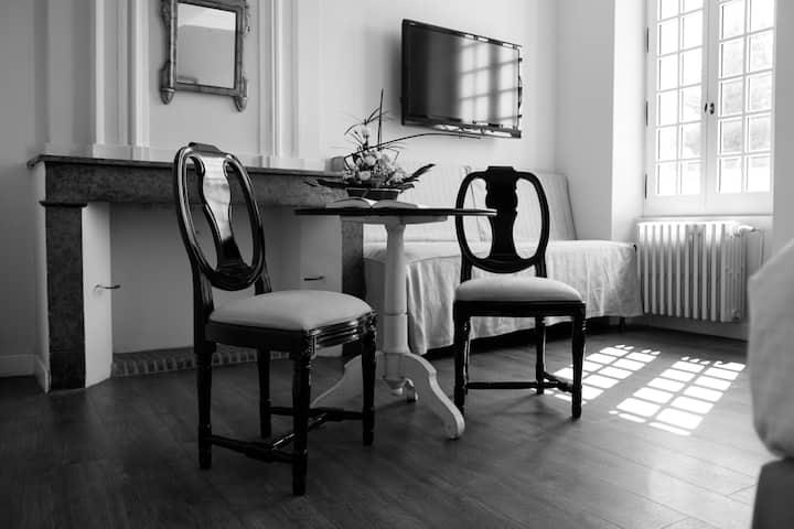 Chambre Supérieure dans un Hôtel de Charme