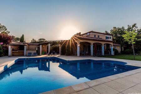 Villa Provençale - Wine region, Pool, BBQ