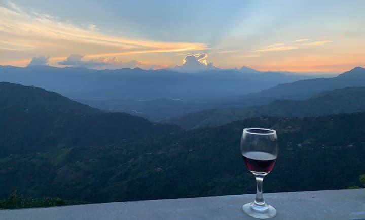 Las Montañas - Antioquia's balcony view