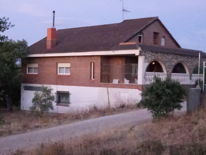 Casa de Lydia.
