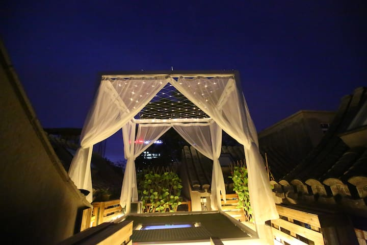 Lovely Hutong house with En suite courtyard【4th】 - Beijing - Casa