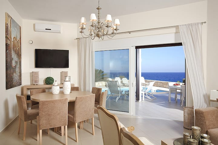 Luxury Villa Blanca with Sea View