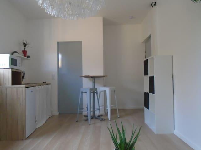 Studio calme au coeur de Nantes - Nantes - Apartment
