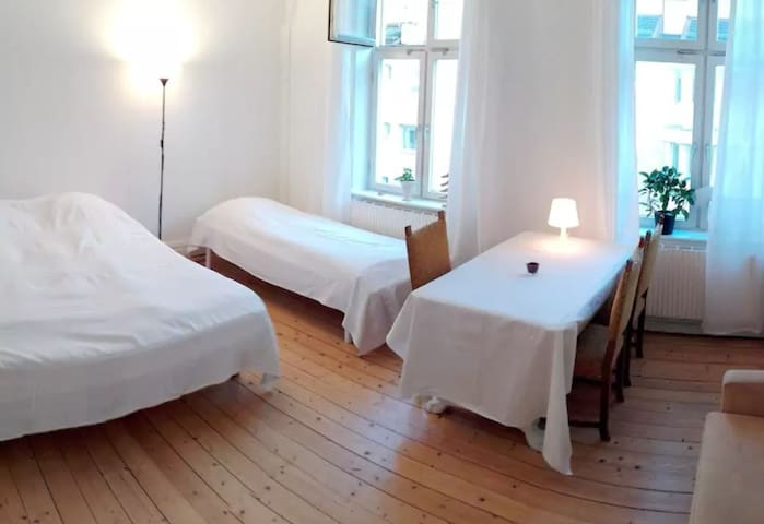 A stay of Hospitality & Comfort in Downtown Malmö