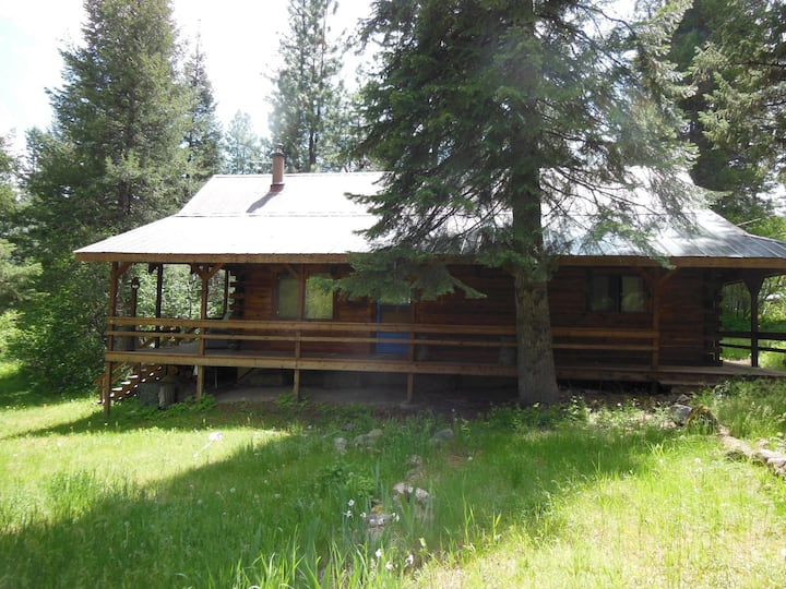 Secluded Mountain Cabin with Access to Geothermal Hot Tub and Pool!