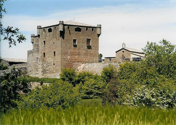 Incredible historical rural house near Barcelona and in the center of Catalonia