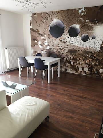 Schöne Wohnung