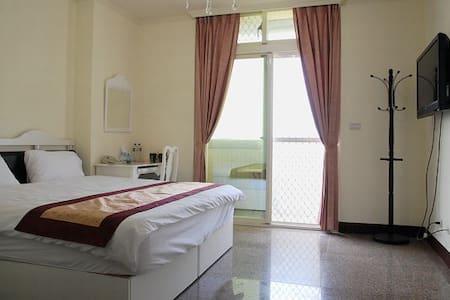 馬祖南竿海景雙人房-一大床 - Bed & Breakfast
