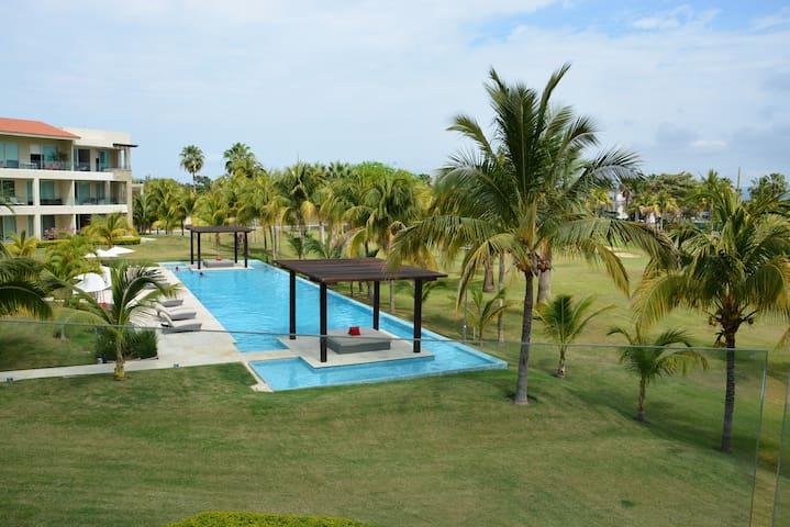 El Tigre Golf Course - Las Jarretaderas - Apartment