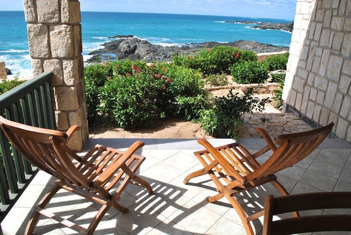 Marine Villa A3 - Relaxing villa aan de oceaan!