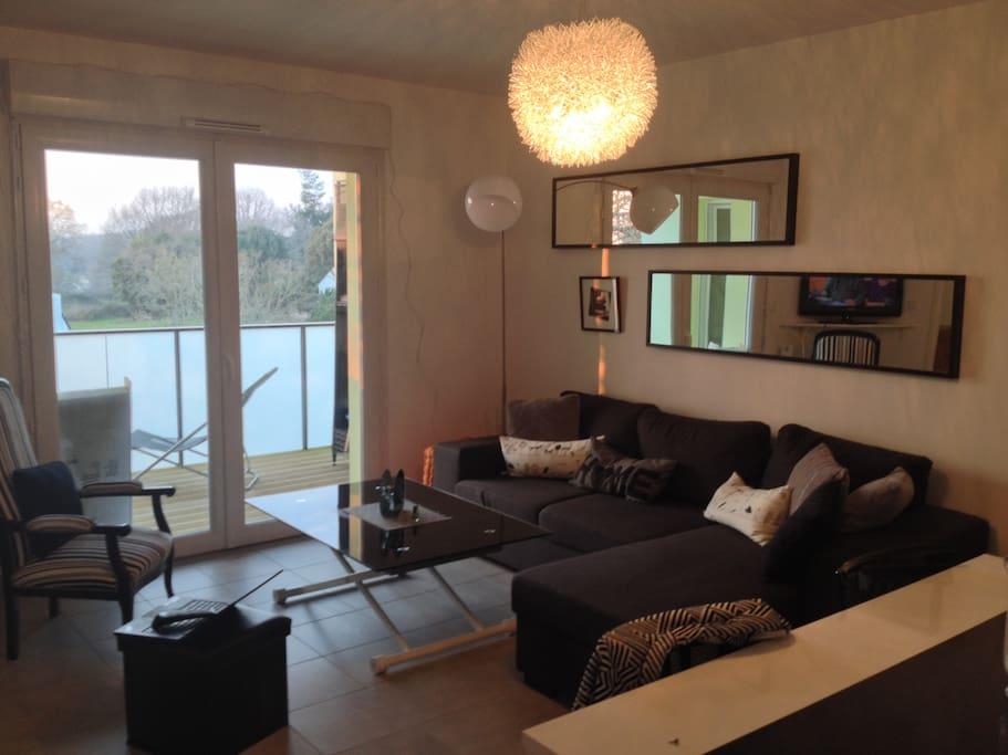 saint marc sur mer appartement 50m appartements louer saint nazaire pays de la loire france. Black Bedroom Furniture Sets. Home Design Ideas