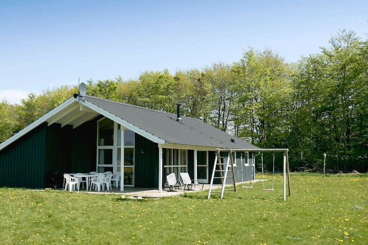 Spacious Holiday Home in Storvorde with Sauna