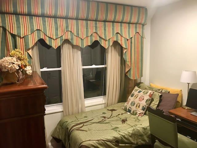 Una casa bien confortable y cerca de todo!