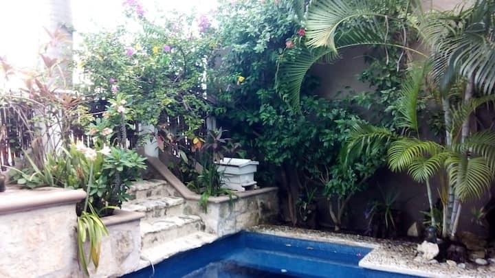 Casa Oklahoma in beautiful Cozumel