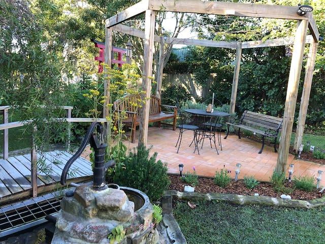 Tranquil Garden Cottage