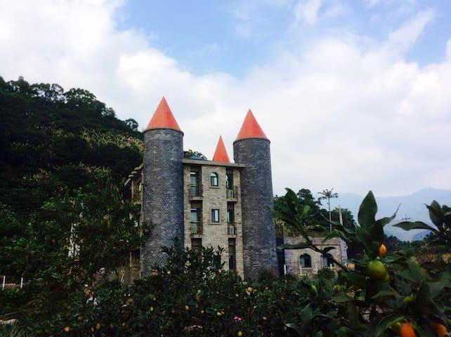 孟德爾頌-礁溪艾德堡德國城堡民宿,品嘗道地德國美食,體驗南德城堡風情