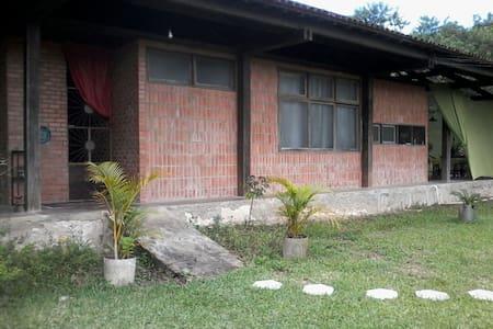 CASA NA NATUREZA - Blockhütte