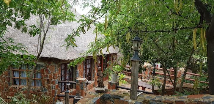 TswaluGrove Safari Lodge Leopardtree: Johannesburg