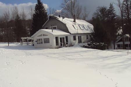 White Barn Sunroom - Callicoon - House