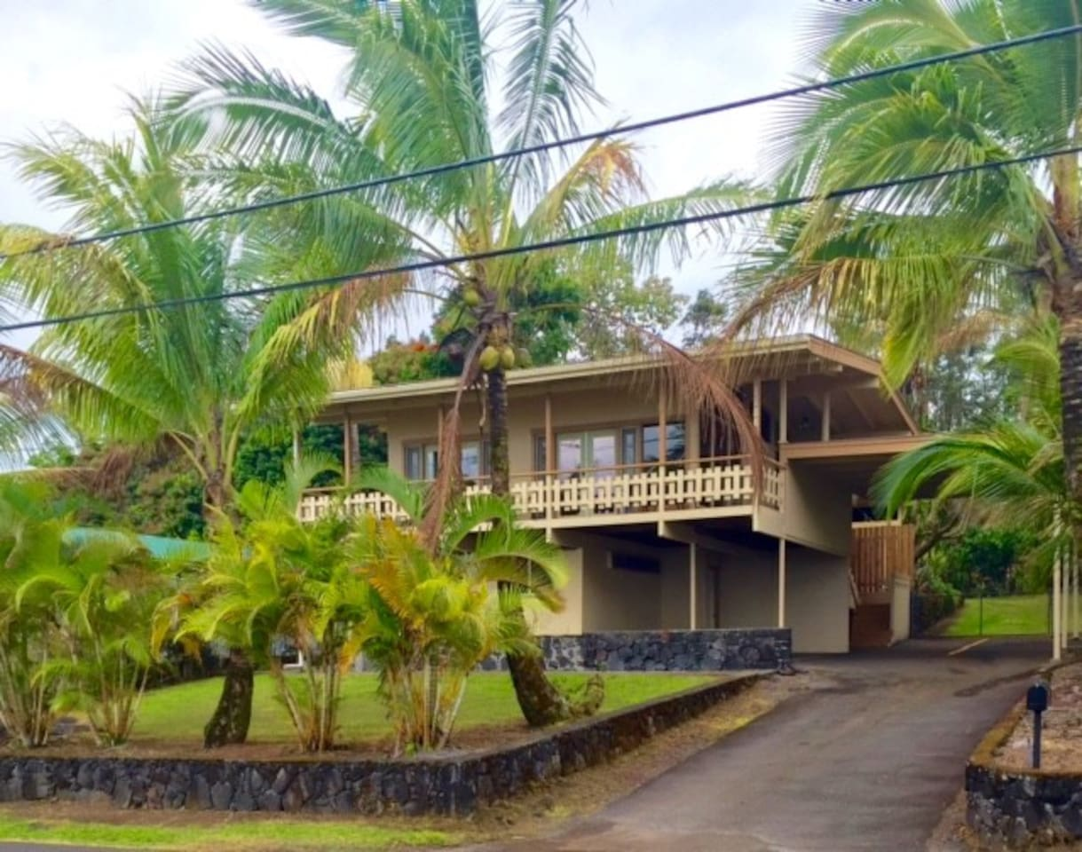 coconut palms houses for rent in hilo hawaii united states