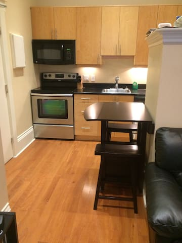 Small Studio Condo on Bland - Halifax