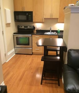 Small Studio Condo on Bland - Halifax - Ortak mülk