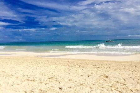 Villa en PlayaMaroma / 4 Cuartos y Alberca Privada - Playa del Carmen