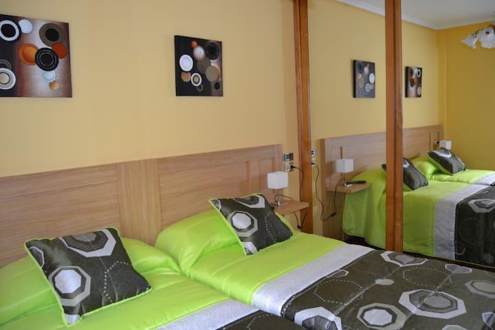 Piso en Camino de Santiago - Sarria - Lägenhet