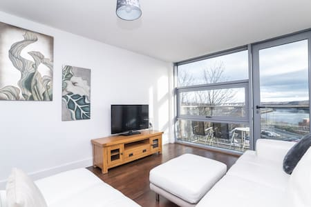 Ouseburn Valley Apartment