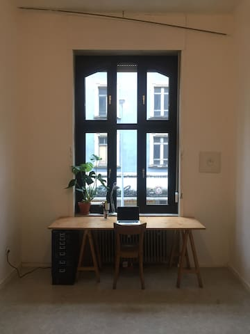 Bright, big and cozy room in the center of FFM - Frankfurt am Main - Apartemen