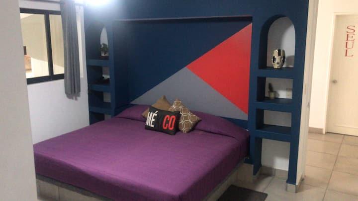 Hospédate en Cosmopolitan el mejor alojamiento!!!